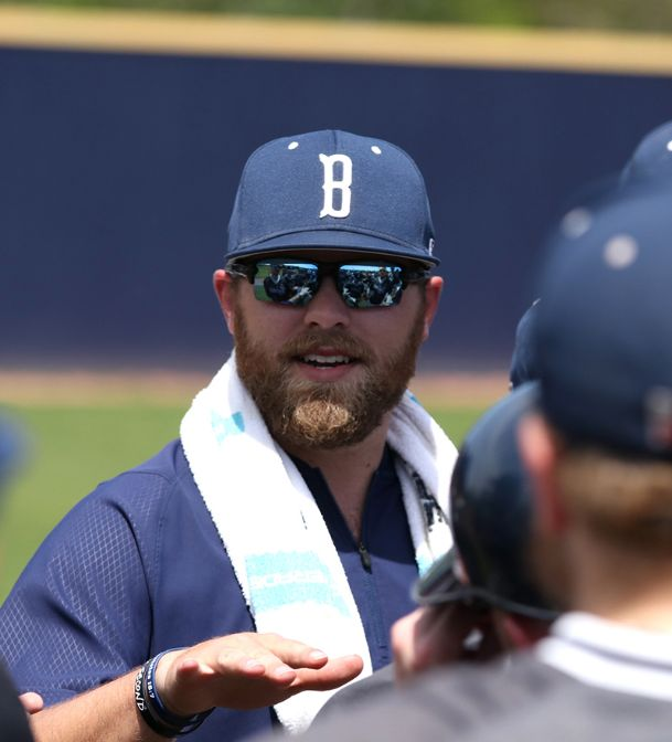 Former EMCC standout and Hamilton native Chase Reeves will join the Lions' baseball team as an assistant coach.
