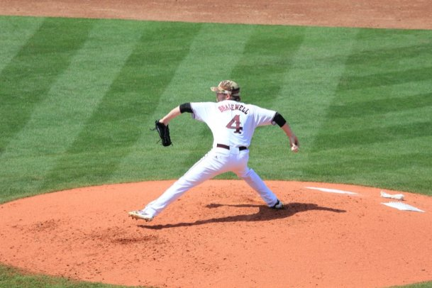 Ben Bracewell has spent the past six seasons as a member of the Oakland Athletics' minor league system.
