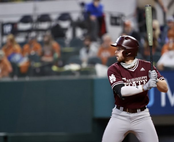 Luke Hancock has spent the bulk of his Mississippi State career in a utility role. Saturday, he helped the Bulldogs to a season-opening 8-3 win over No. 9 Texas.