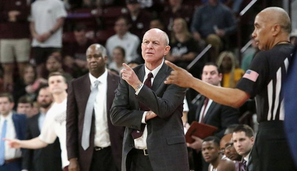 Mississippi State men's basketball coach Ben Howland spoke with reporters Monday in a conference call where he addressed the status of Reggie Perry and Robert Woodard II.