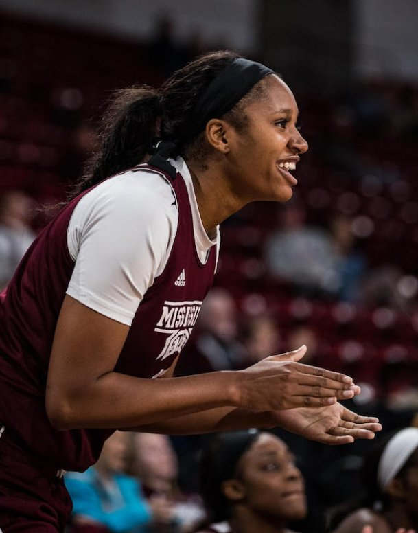 Michigan State transfer Sidney Cooks is eligible to play for the Bulldogs this season. Heading into a year in which junior Jessika Carter is likely better suited to play the four rather than a true five, Cooks should shoulder the load at center this winter.