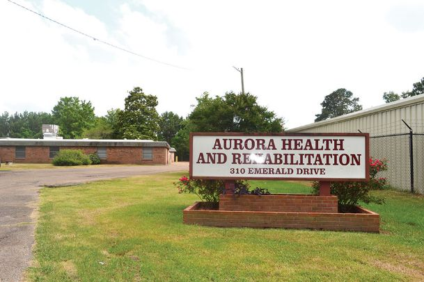 Aurora Health and Rehabilitation, a nursing home in East Columbus, has been named a candidate for a Special Focus Facility, a federal program designed to identify poor performing nursing homes. The Center for Medicare and Medicaid named five candidates in Mississippi as the lowest performing in the state.