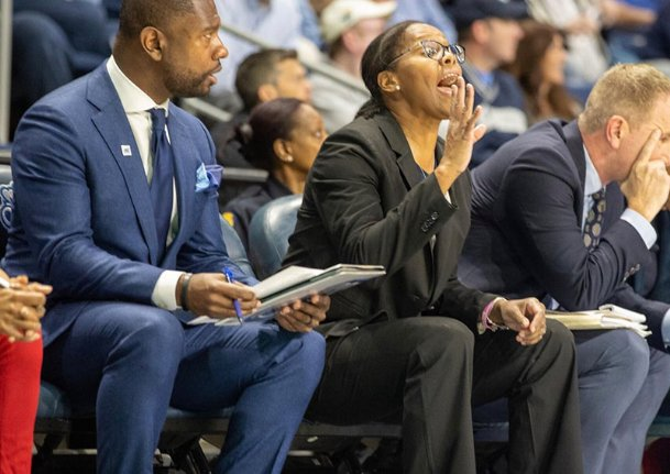 A Tennessee native and former player under longtime UT coach Pat Summitt, Nikki McCray-Penson's roots in the area could offer a fertile recruiting ground up the Tennessee-Tombigbee Waterway for Mississippi State.