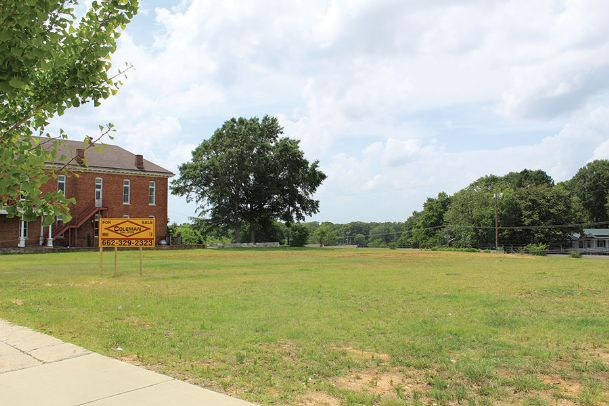The city of Columbus is listing the downtown property where the Gilmer Inn used to sit for its appraised value of $420,000. City officials said they hope the potential sale brings new development to downtown.
