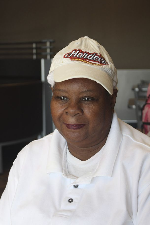 Ida Smith has been making biscuits at Hardee's for three decades. Her tried and true cooking skills come from her mother, who taught Smith and her 10 siblings when they were growing up.
