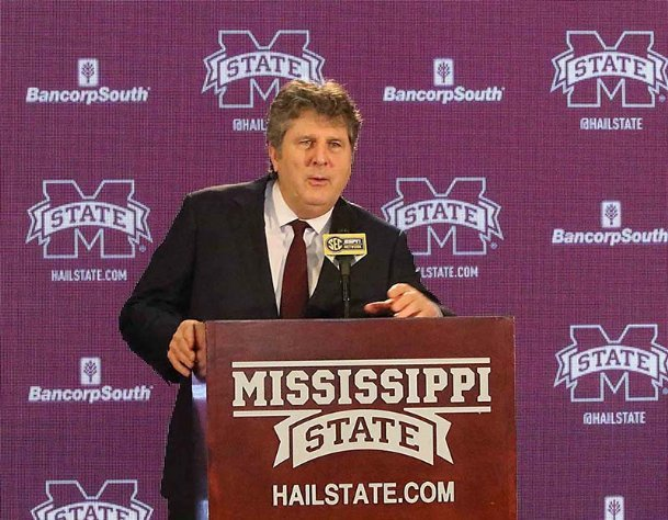 Mike Leach showed off his charisma and sense of humor in spades during his introductory press conference in January when he gave a brief opening statement and fielded questions from reporters.