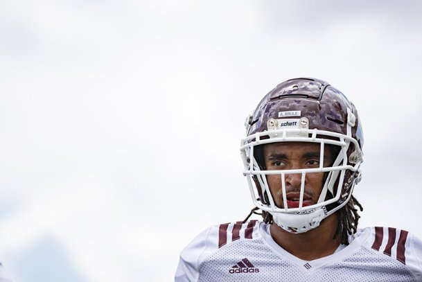 With just more than two weeks before its first game, there's reason to believe Brule is set to be a linchpin in Mississippi State's free-flowing defense.