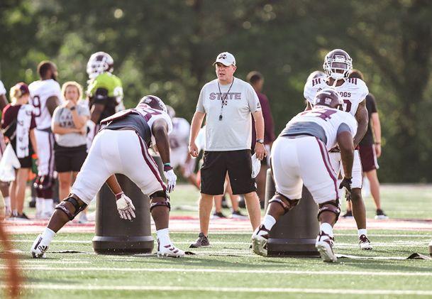 Mississippi State defensive coordinator Bob Shoop is focused on his unit creating takeaways this season.