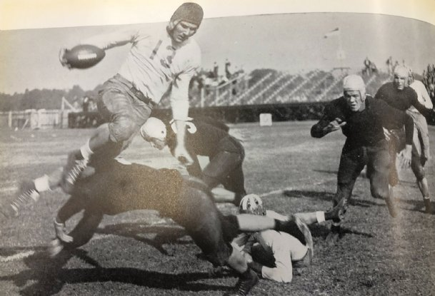 Mississippi State's 26-6 win over Ole Miss in 1936 gave the Maroons their first Egg Bowl win since 1926. The Maroons went on to their first ever bowl appearance later that year, falling to Duquesne 13-12 in the Orange Bowl.