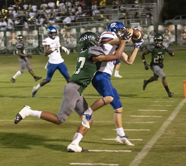 On Oct. 4, West Point held Saltillo to 14 passing yards and seven points, but Saturday against Picayune, which has the state's top offense, the test will be a lot harder.