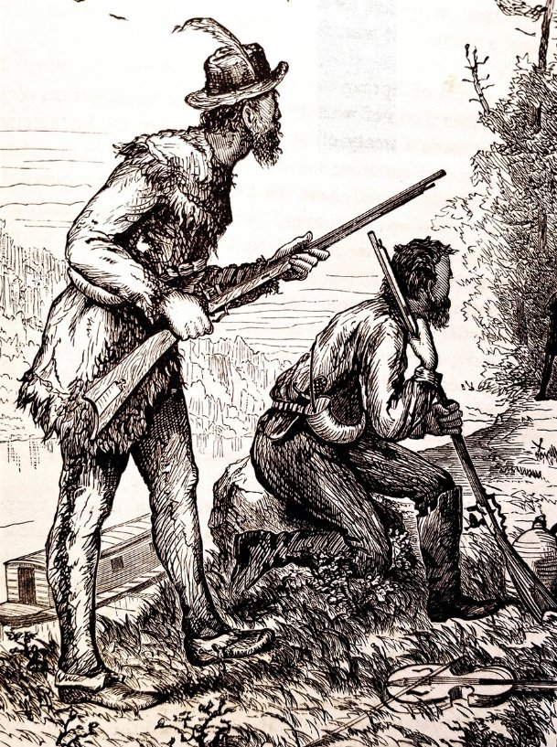 From the 1790s into the mid 1830s, robbers referred to as land pirates terrorized the roads and rivers of the Old Southwest, which then included Mississippi. Travelers on both the Natchez Trace and the early 1820s Robinson Road from Columbus to Jackson were warned to never travel alone or with strangers.