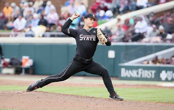 Sophomore JT Ginn will be a constant of the Bulldogs' pitching staff, but behind him, much is unknown.