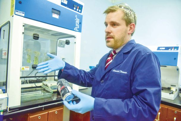 Columbus Forensic Team One Of Few Local Labs In Miss The Dispatch
