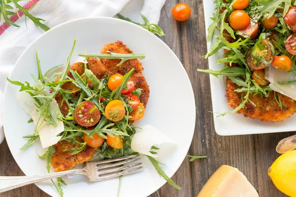 Anne S Kitchen Everyday Chicken Gets A Milanese Makeover The Dispatch