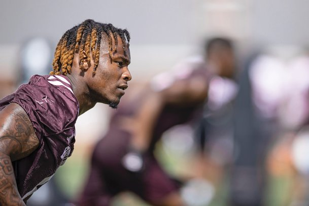 Mississippi State running back Kylin Hill and his Bulldog teammates are preparing for a season unlike any other. According to Southeastern Conference guidelines released on Friday, Hill and players throughout the league are expected to be tested three times per week for COVID-19 - a measure that could cost MSU and Ole Miss a combined $600,000.