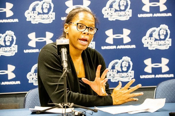Nikki McCray-Penson is entering her first year as the head coach at Mississippi State after three seasons at Old Dominion.