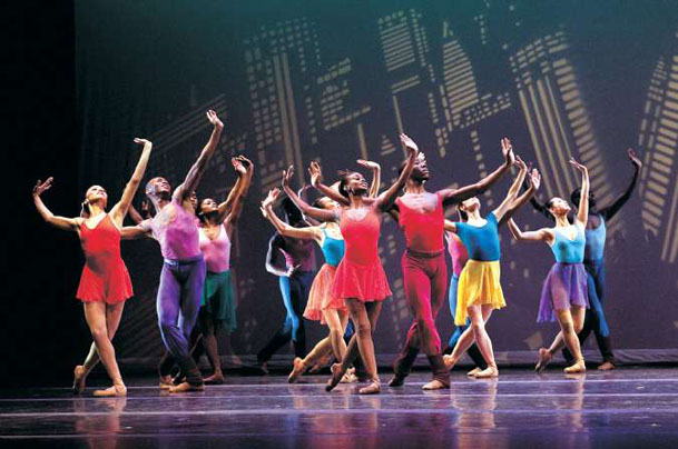 The Dance Theatre of Harlem will perform Feb. 3 on the Mississippi State University campus as part of the university's Lyceum Series.