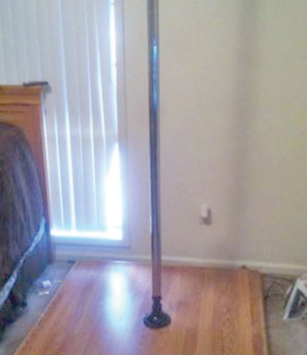 Image result for used stripper pole for sale pics