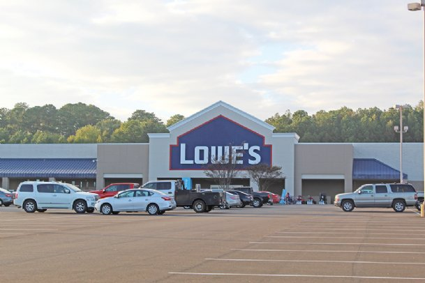 Investigators in Columbus are searching for a suspect who set a fire in the mop aisle of Lowe's on Military Road Sunday morning. Columbus Police Chief Fred Shelton and Columbus Fire and Rescue Chief Martin Andrews said authorities believe the suspect set the fire as a distraction so he or she could steal a pressure washer.
