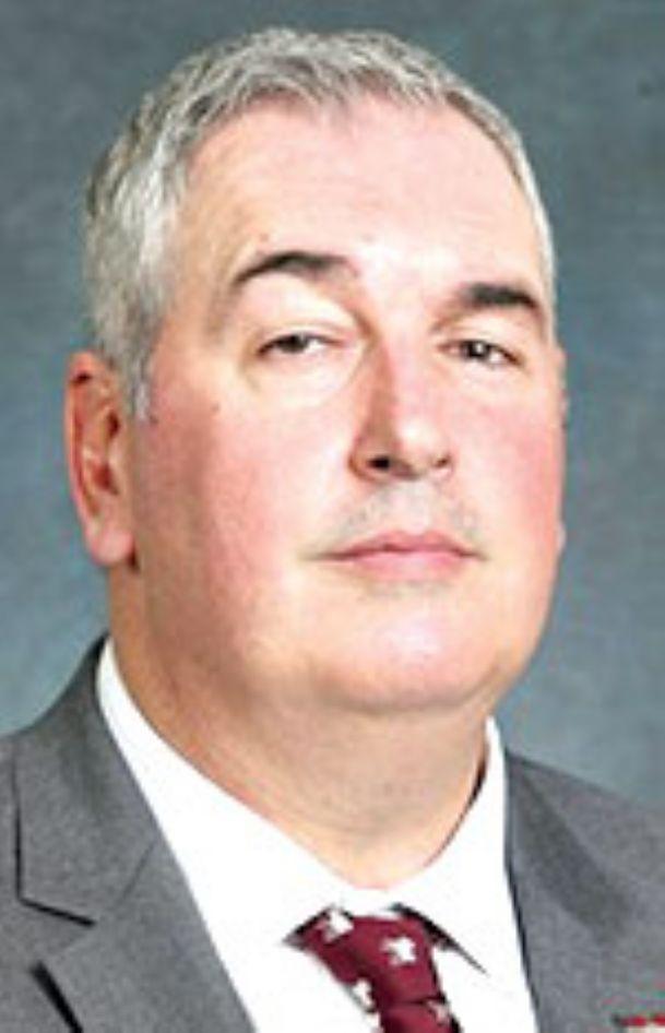 Mississippi State football coach Joe Moorhead