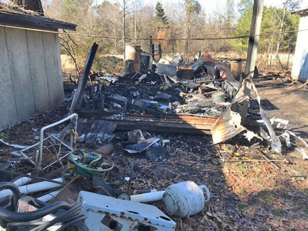 A man died in a trailer fire on Sturgis Maben Road in southwest Oktibbeha County on Tuesday night. Authorities responded to the fire at 11:25 p.m. Tuesday.