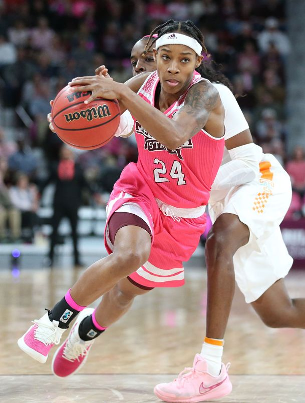 Jordan Danberry scored 20 points in Mississippi State's 91-63 win over Tennessee Sunday at Humphrey Coliseum.