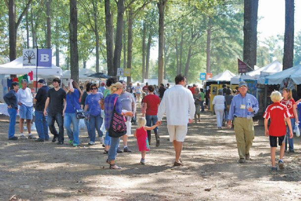 The Kentuck Festival of the Arts in Northport, Alabama, is yet another 2020 headline event canceled due to COVID-19.