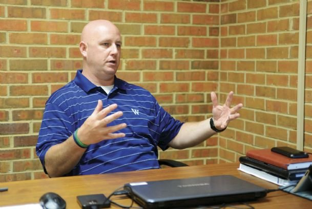 """MUW Athletic Director Jason Trufant said he doesn't expect any cuts for athletic programs coming as a result of COVID-19. """"If and when that situation arises, the campus will handle that appropriately,"""
