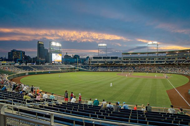 Mississippi State's baseball team will play its first game of the 2019 College World Series tonight at TD Ameritrade Park in Omaha, Nebraska. Defense will be key to victories in the tricky dimensions and conditions of the park, where the Bulldogs are playing for the second-straight year.