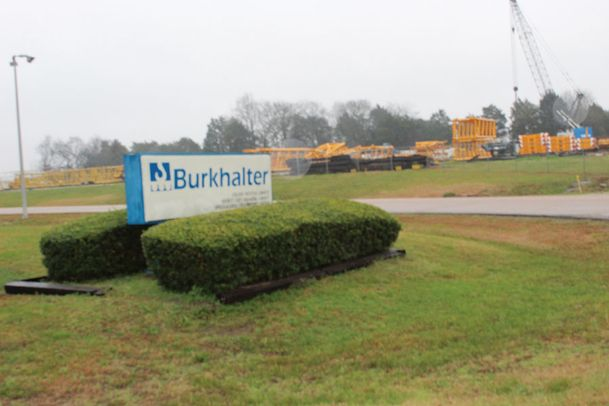 memphis company purchases burkhalter rigging the dispatch burkhalter rigging