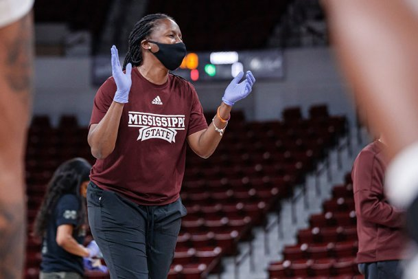 Nikki McCray-Penson's free-flowing, positionless offensive scheme and Vic Schaefer's patented dribble-drive attack have plenty of differences, but the two aren't completely in opposition.