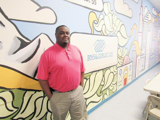 Ron Thornton, 35, the new director of the Boys and Girls Club of the Golden Triangle, said his passion for the organization emerged from his role as a volunteer tutor in his home in Kosciusko when he was a college student. Thornton replaces Nadia Colom, who resigned in November as the club's executive director.