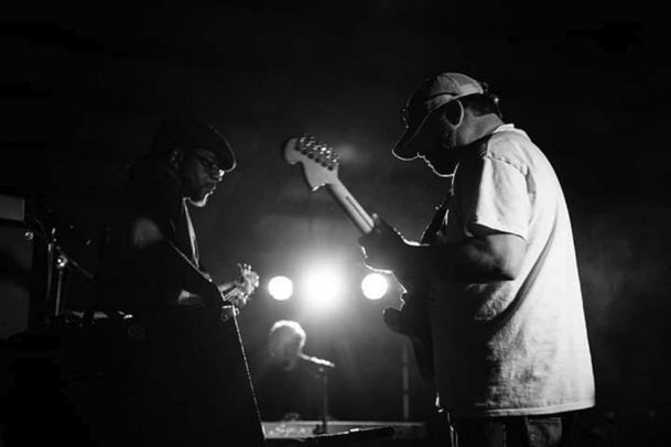 Mookie Wilson and M.O.C. perform at Lilapalooza, a benefit to raise money for a child with leukemia, at Town Creek Farm in West Point in March 2018.