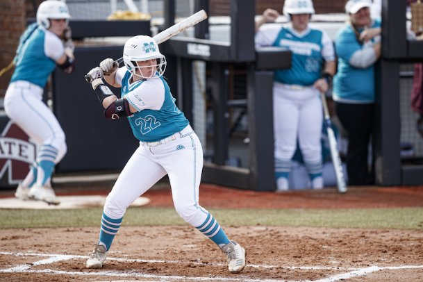 Senior second baseman Lindsey Williams homered and drove in a team-leading four runs Tuesday.