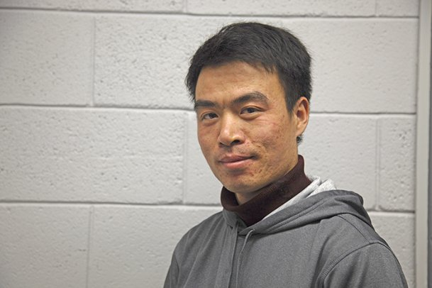 """Ronghua Wu, a visiting scholar at MSU, just finished his two-week self-quarantine after returning to the U.S. from China. Reflecting on his experience back home with his family for the Lunar New Year, he said he had to cancel plans to visit his own parents due to the threat of the virus. """"I think none of the Chinese really enjoyed the New Year this time,� he said."""