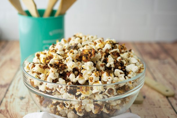 Here's a summer snack with a hint of the islands - coconut crunch chia clusters. See the recipe below.