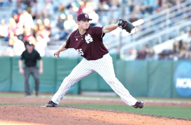 Mississippi State pitcher Spencer Price continues to recover from Tommy John  surgery to repair a torn ulnar collateral ligament in his right arm. The reliever hopes to be back at the start of the 2019 season.