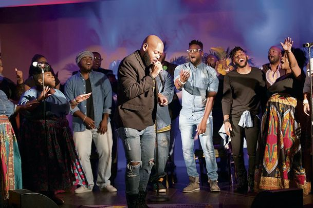 Mississippi State's Lyceum Series continues Tuesday with a 7 p.m. concert by Trey McLaughlin and The Sounds of Zamar. Doors to Lee Hall's Bettersworth Auditorium open at 6:30 p.m.