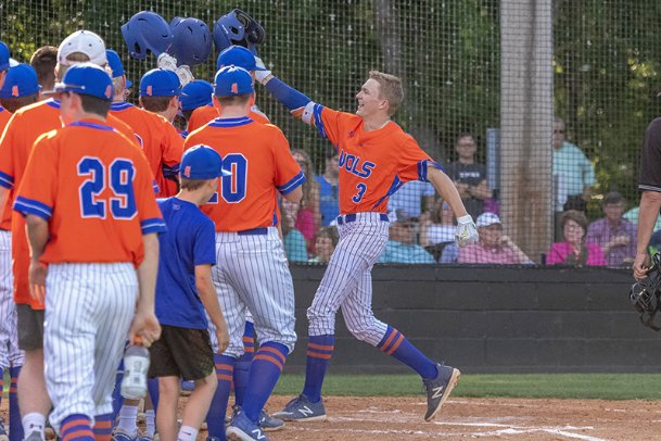 The Starkville Academy baseball team reached the north state championship series last season, falling to Heritage Academy in the decisive third game.
