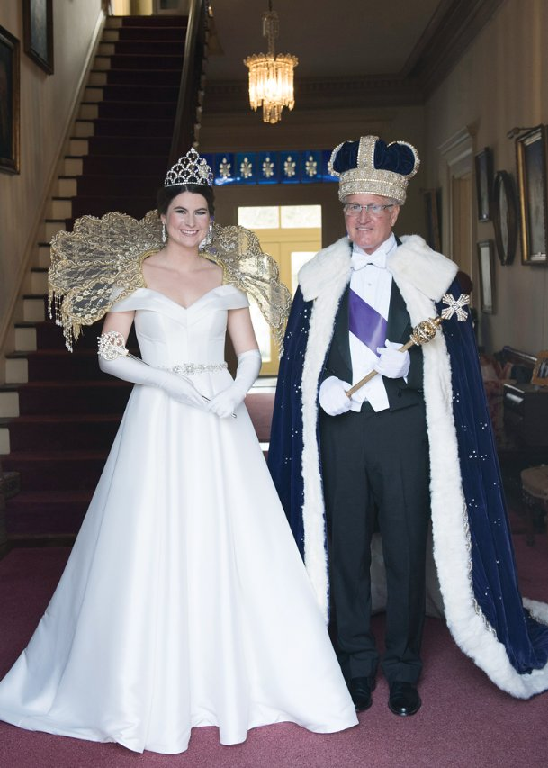 Junior Auxiliary of Columbus announces that Elizabeth Mixson Bateman and Dr. David Kennon Curtis Sr. are its 2020 Charity Ball queen and king. Both are recognized for contributions to their communities and to the field of health care. Although the 70th annual ball presentation, set for June 27, could not be held due to the COVID-19 pandemic, the honorees will fill their roles until the 2021 ball.