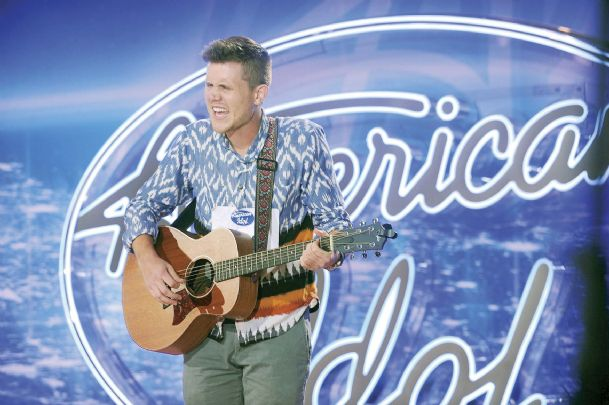 "Trent Harmon, an Amory native, is heading to Hollywood to perform on ""American Idol.�"