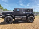 Monroe County purchased a Mine-Resistant Ambush Protected vehicle in June. The vehicle will be used in search and rescue efforts, missing person cases, extractions and circumstances where a suspect is barricaded.