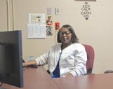Registered nurse Betty Cunningham, an infection prevention coordinator, has worked at Baptist Memorial Hospital-Golden Triangle for 40 years. She specializes in training and working with other staff to help prevent hospital-acquired infections among patients.