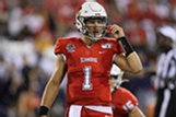 Columbus native Brady Davis told The Dispatch he's 'Hoping for some football' after rehabbing from a knee injury. Davis, who plays quarterback at Illinois State, will have to wait as the Missouri Valley Football Conference postponed its season to the spring.