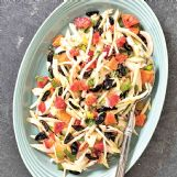 Fennel, orange and olives star in this salad recipe from the cookbook