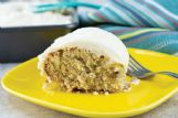 Bananas, butter, sugar and sour cream go into this sweet treat.