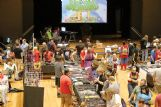 The 2019 Golden Triangle Comic Con will take place at East Mississippi Community College's Communiversity Sept. 14-15. Last year's event, pictured here, was held at the Trotter Convention Center.