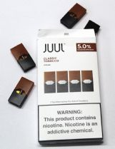 JUULpods are vaping products which can be inserted into vape pens. They concern area school officials because they're easy to conceal and can be purchased at gas stations and convenience stores.
