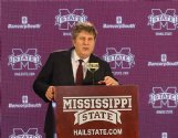 Mike Leach is entering his first season as the head coach at Mississippi State.