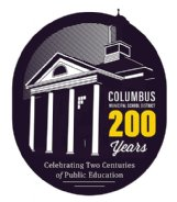 Columbus Municipal School District's new logo touts the district's history as the oldest school district in Mississippi. CMSD administrators designed it for the district's 200th anniversary in 2021. Franklin Academy, the state's first public school, opened in Columbus in 1821.